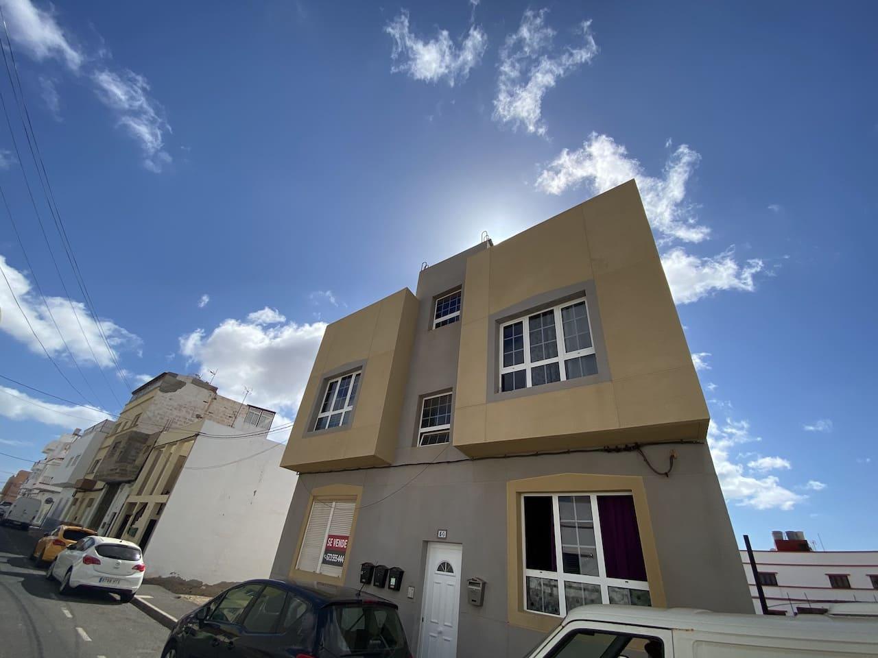 3 quarto Apartamento para venda em Puerto del Rosario - 96 354 € (Ref: 6014687)