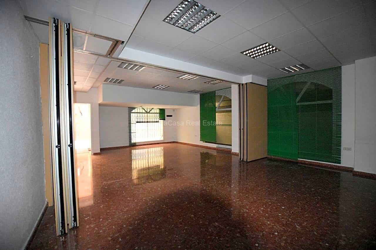 2 soverom Bedrift til leie i Malaga by - € 2 500 (Ref: 6064914)
