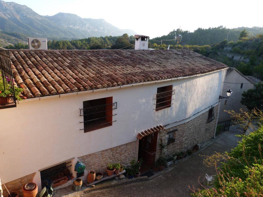 4 sypialnia Dom szeregowy na sprzedaż w Tollos - 182 000 € (Ref: 4485572)