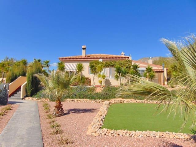 5 soveværelse Villa til salg i Hondon de las Nieves med swimmingpool - € 398.950 (Ref: 4537006)