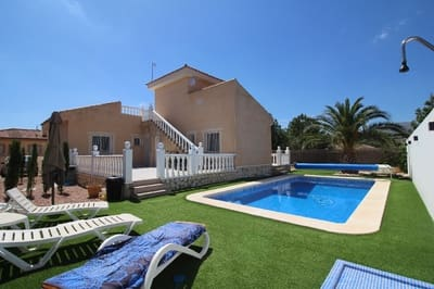 3 bedroom Villa for sale in Hondon de las Nieves with pool - € 187,500 (Ref: 4618060)