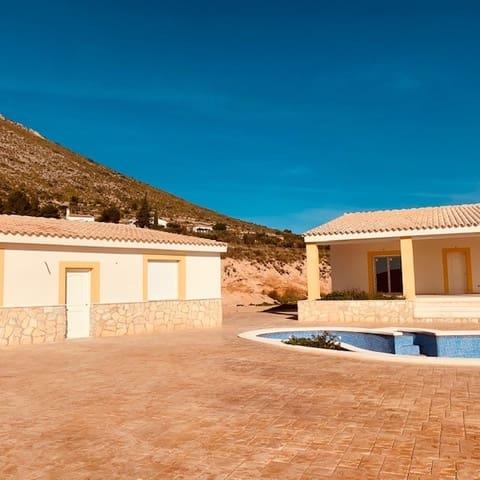 5 soveværelse Villa til salg i Novelda med swimmingpool - € 249.500 (Ref: 5031167)