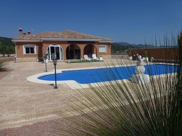 4 makuuhuone Huvila myytävänä paikassa Salinas mukana uima-altaan - 285 000 € (Ref: 5707226)