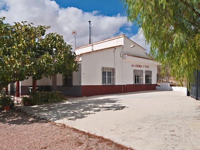 4 quarto Quinta/Casa Rural para venda em Hondon de los Frailes com piscina - 129 950 € (Ref: 5740758)
