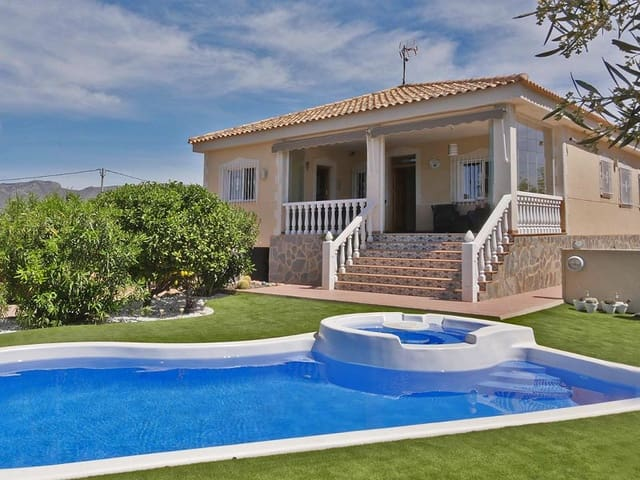 4 soveværelse Villa til salg i Hondon de los Frailes med swimmingpool garage - € 249.950 (Ref: 6080526)