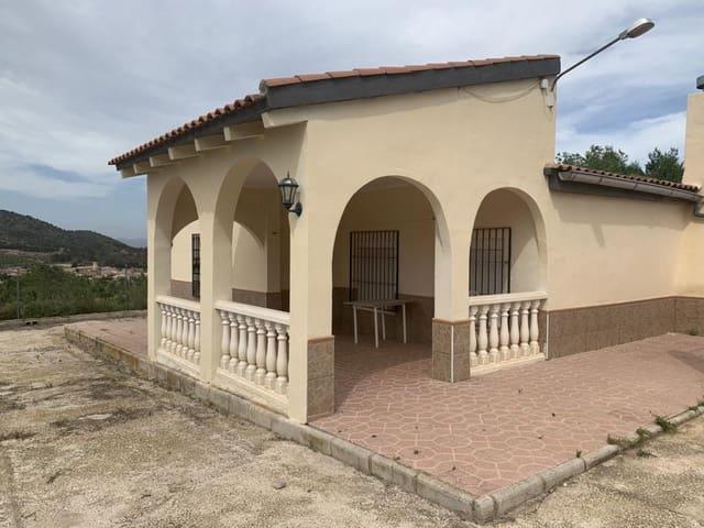 4 quarto Quinta/Casa Rural para venda em Pinoso com piscina garagem - 169 950 € (Ref: 6080527)