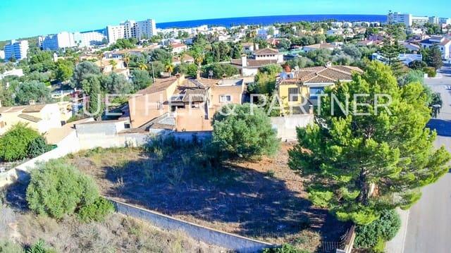 Landgrundstück zu verkaufen in Sa Coma - 154.500 € (Ref: 4952843)