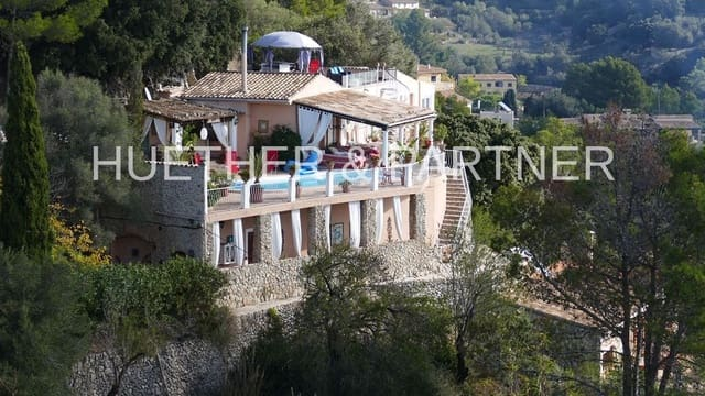 3 soveværelse Byhus til salg i Galilea - € 1.199.000 (Ref: 5243657)