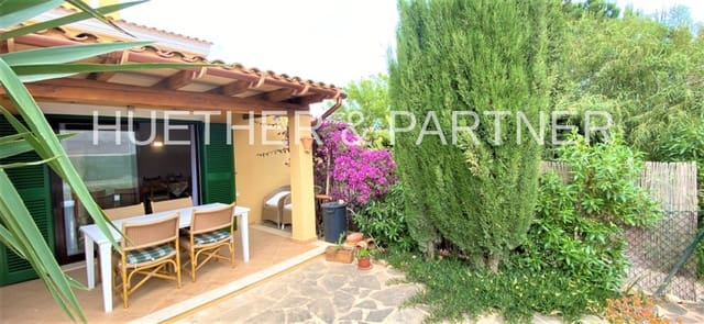 2 Zimmer Reihenhaus zu verkaufen in Calas de Mallorca - 212.000 € (Ref: 5265804)