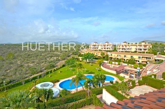 2 soveværelse Penthouse til salg i Calas de Mallorca - € 229.000 (Ref: 5619573)