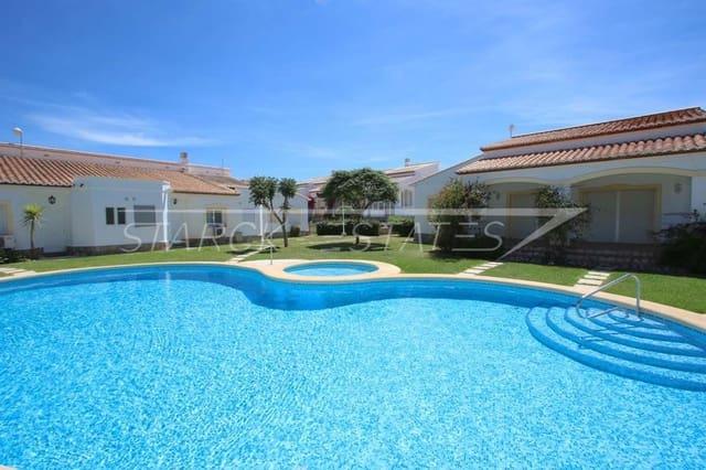 Adosado de 2 habitaciones en Beniarbeig en venta con piscina - 120.000 € (Ref: 5621320)