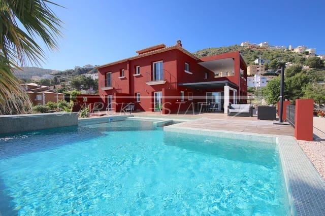 Local Comercial de 6 habitaciones en Pedreguer en venta con piscina - 825.000 € (Ref: 5621347)