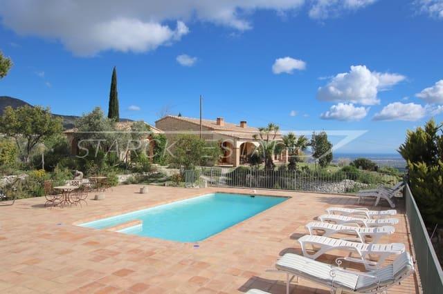9 soverom Kommersiell til salgs i Vall de Laguart med svømmebasseng - € 950 000 (Ref: 5621389)