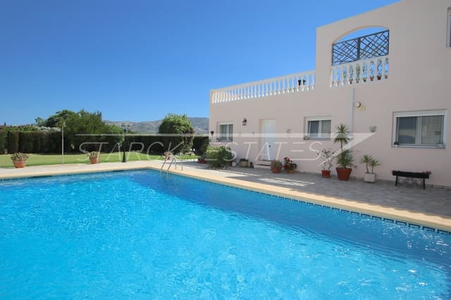 3 chambre Villa/Maison Mitoyenne à vendre à Ondara avec piscine - 175 000 € (Ref: 5621410)