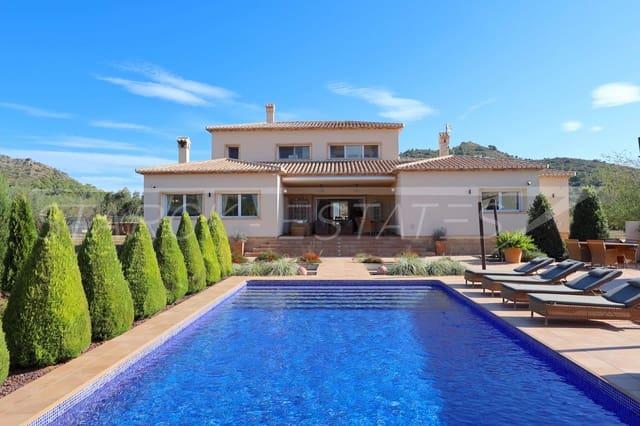 4 quarto Quinta/Casa Rural para venda em Murla com piscina - 890 000 € (Ref: 6325228)