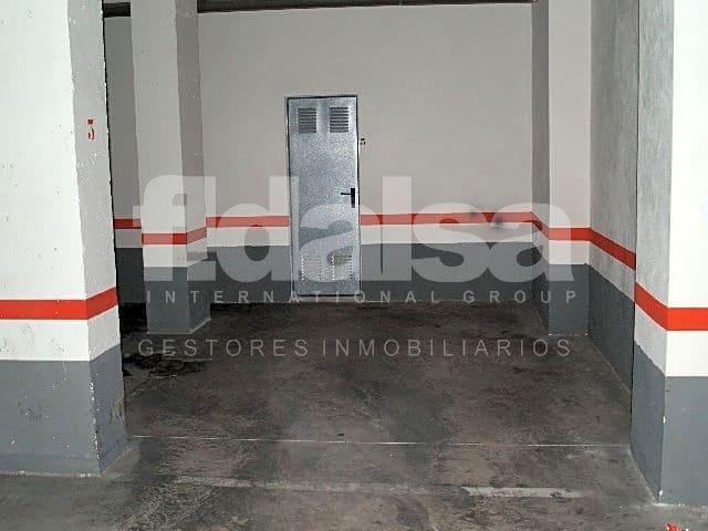 Garage till salu i Alicante stad - 20 000 € (Ref: 4137980)