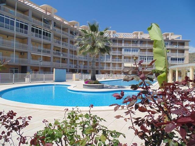 2 Zimmer Penthouse zu verkaufen in Cala d'Or mit Pool - 110.000 € (Ref: 5375045)