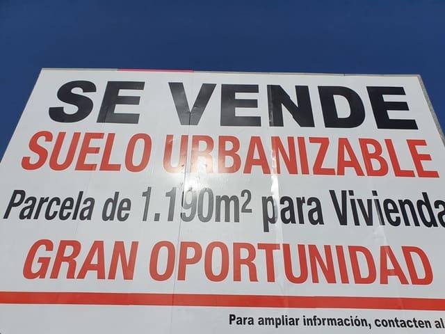 Grunde uden byggetilladelser til salg i Venta Lanuza - € 88.900 (Ref: 5995208)