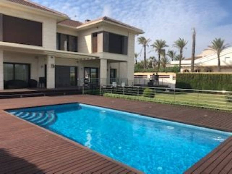4 bedroom Villa for sale in La Mata with pool - € 1,700,000 (Ref: 4760195)