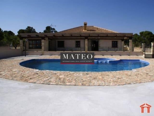 5 sypialnia Willa do wynajęcia w Mula z basenem - 2 200 € (Ref: 4836614)