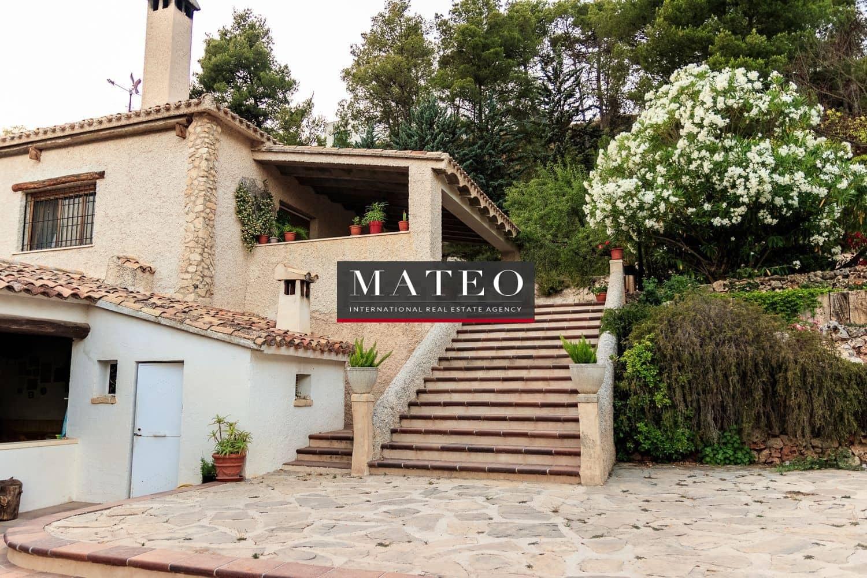 6 slaapkamer Villa te huur in Alcoy / Alcoi met zwembad - € 1.400 (Ref: 5058119)