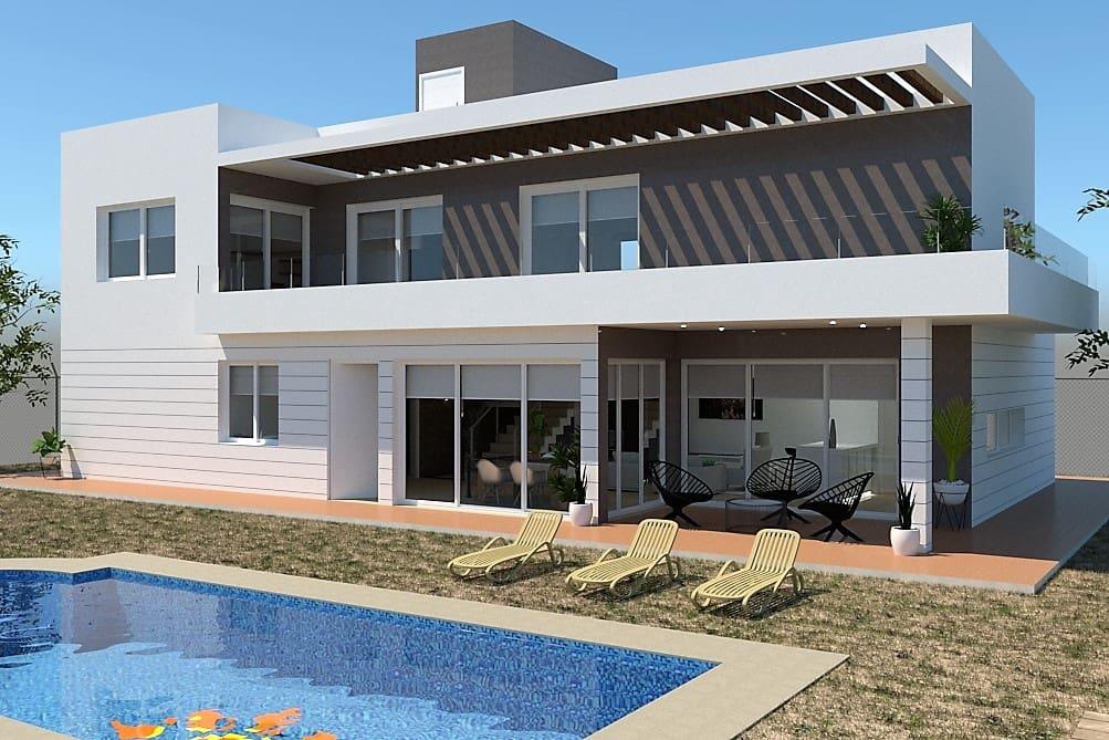 3 sypialnia Willa na sprzedaż w Pinoso - 275 000 € (Ref: 5073591)