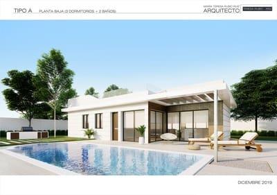 3 bedroom Villa for sale in Jumilla with pool - € 190,000 (Ref: 5108867)