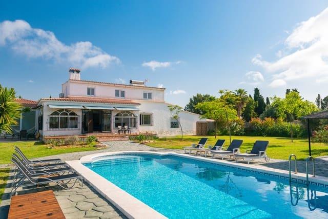 4 soverom Villa til leie i Muchamiel / Mutxamel med svømmebasseng - € 2 400 (Ref: 5151626)