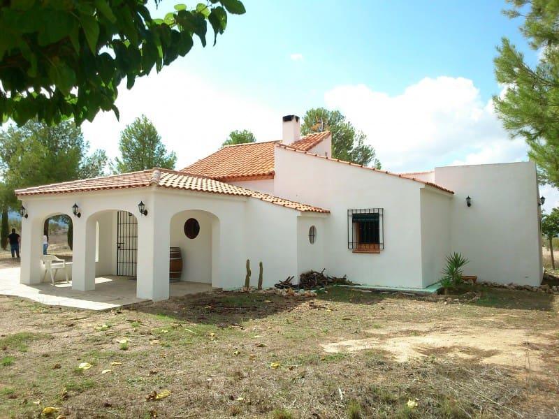 3 soverom Villa til leie i Biar - € 800 (Ref: 5170568)