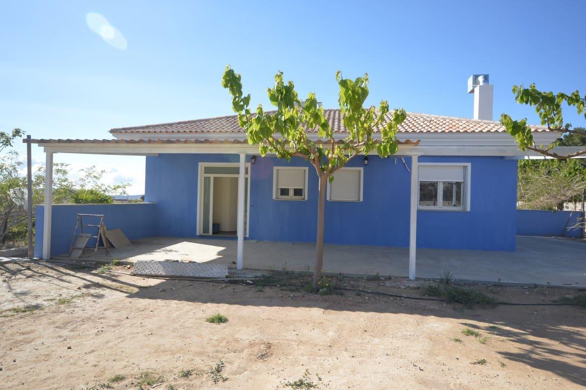 6 slaapkamer Villa te huur in Elda - € 1.000 (Ref: 5215296)