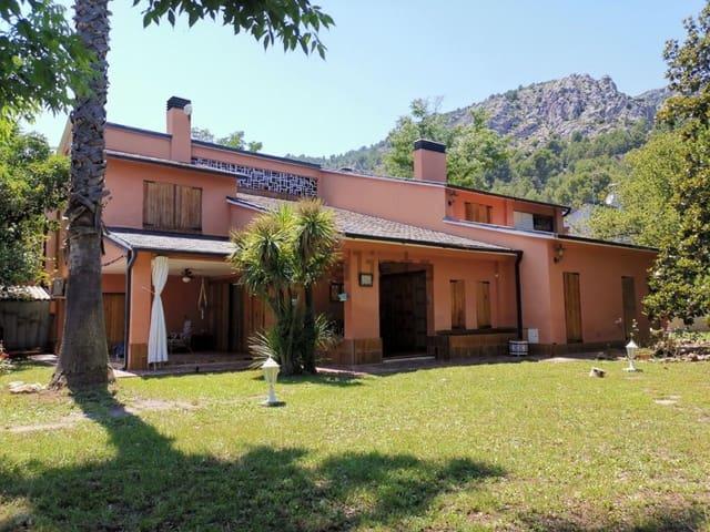 7 slaapkamer Villa te huur in Muro de Alcoy met zwembad - € 1.500 (Ref: 5508224)