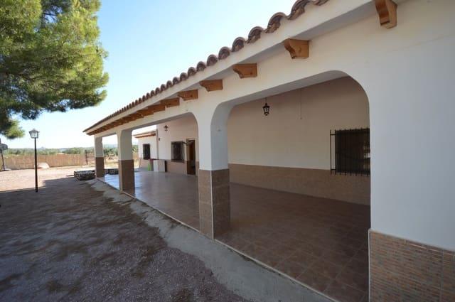 3 soverom Villa til leie i Pinoso - € 800 (Ref: 5614060)