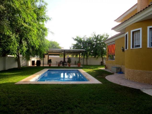 5 sypialnia Willa do wynajęcia w Muchamiel / Mutxamel z basenem - 2 000 € (Ref: 5951455)