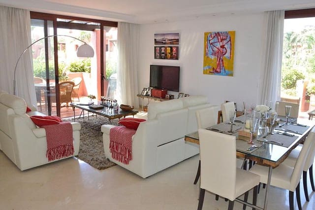 3 bedroom Penthouse for holiday rental in New Golden Mile - € 2,500 (Ref: 5869789)