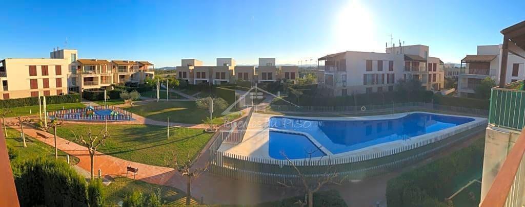 2 bedroom Flat for sale in Sant Jordi with pool - € 62,700 (Ref: 5318519)