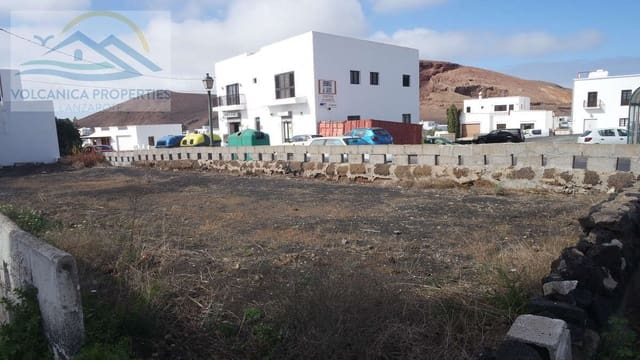 Solar/Parcela en Tinajo en venta - 90.000 € (Ref: 5290878)