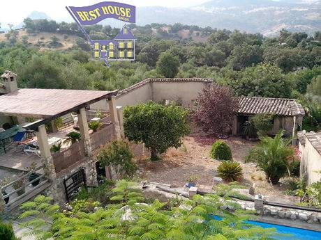 4 chambre Finca/Maison de Campagne à vendre à El Bosque - 650 000 € (Ref: 3564634)