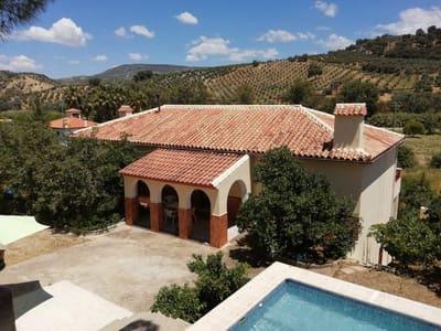4 bedroom Villa for sale in Torre-Alhaquime with pool garage - € 365,000 (Ref: 5418214)