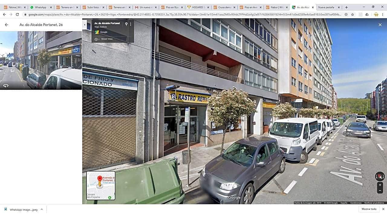 Företag att hyra i Vigo - 2 000 € (Ref: 5153856)