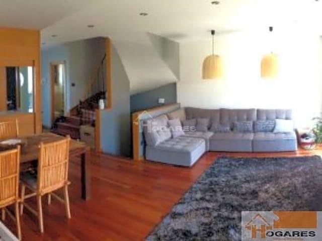 Adosado de 4 habitaciones en Nigrán en venta con garaje - 495.000 € (Ref: 5154065)