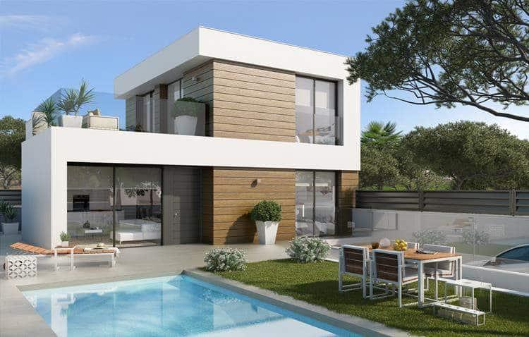 Chalet de 3 habitaciones en Benijófar en venta - 319.000 € (Ref: 4993025)