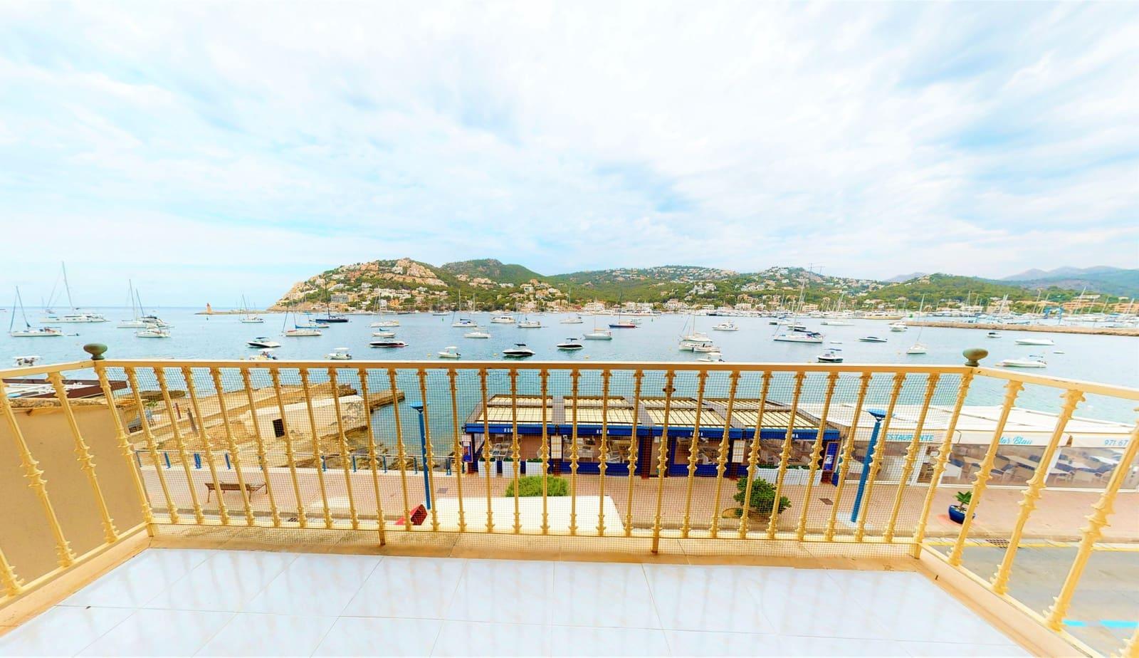 2 bedroom Apartment for sale in Puerto de Andratx - € 530,000 (Ref: 6256096)
