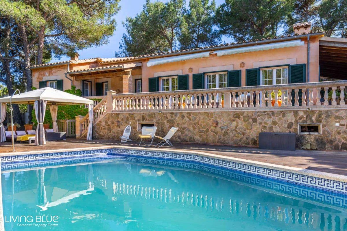 4 bedroom Finca/Country House for sale in Portol with pool - € 725,000 (Ref: 4403800)