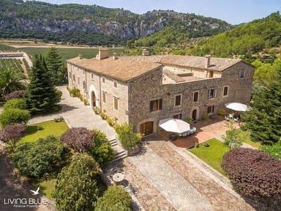 Finca/Casa Rural de 7 habitaciones en Puigpunyent en venta con piscina - 26.500.000 € (Ref: 4810020)