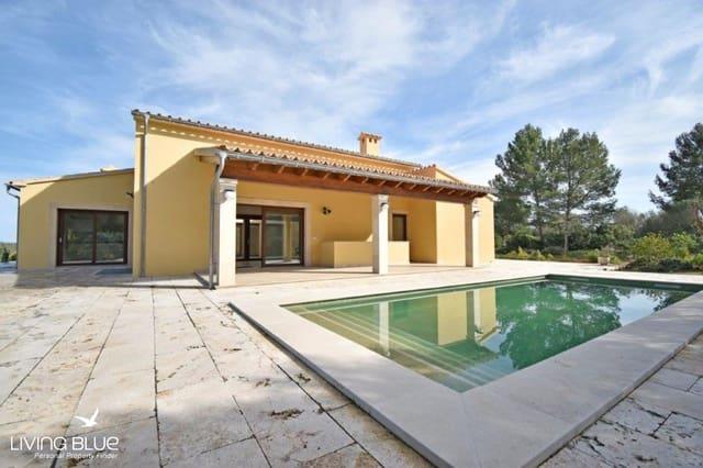 3 chambre Finca/Maison de Campagne à vendre à Pina avec piscine - 1 348 000 € (Ref: 5539713)
