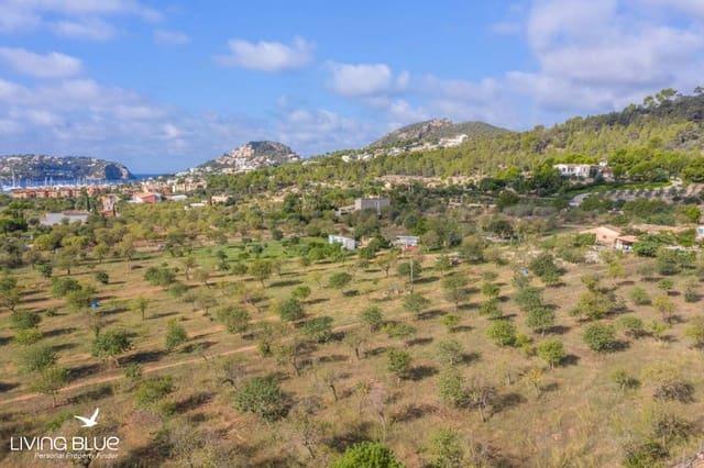 Terre non Aménagée à vendre à Andratx - 3 700 000 € (Ref: 5539841)