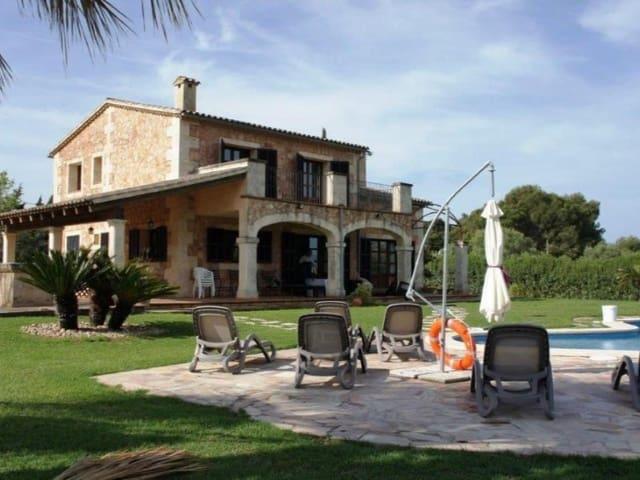 4 sypialnia Finka/Dom wiejski na sprzedaż w Playas de Muro / Platges de Muro z basenem - 1 020 000 € (Ref: 5800931)