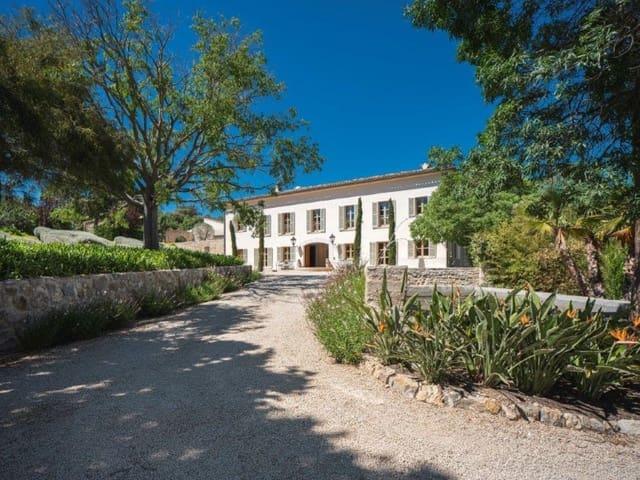 Finca/Casa Rural de 8 habitaciones en Puigpunyent en venta con piscina garaje - 18.500.000 € (Ref: 5801105)