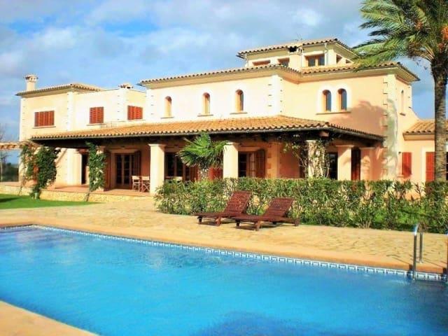 5 chambre Finca/Maison de Campagne à vendre à Petra avec piscine - 1 275 000 € (Ref: 5809111)