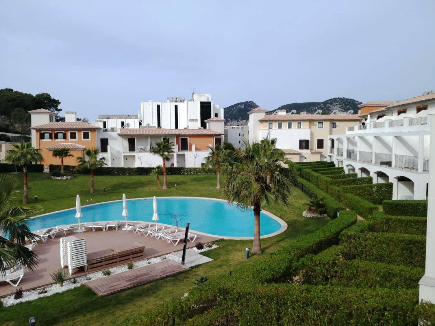 3 slaapkamer Huis te huur in Es Camp De Mar / El Camp De Mar met zwembad - € 2.500 (Ref: 4030848)
